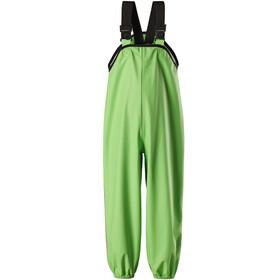 Reima Lammikko Spodnie przeciwdeszczowe Dzieci, summer green